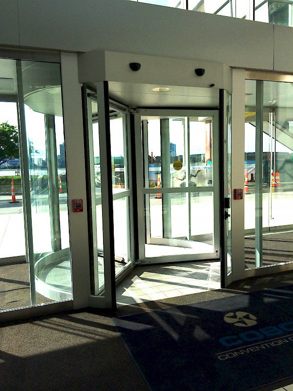 Entertainment National Door Systems